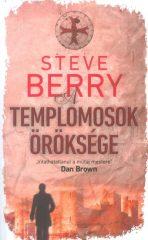 Steve Berry - A templomosok öröksége (Új példány, megvásárolható, de nem kölcsönözhető!)