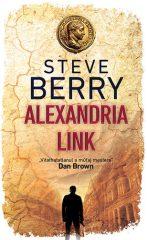 Steve Berry - Alexandria link (Új példány, megvásárolható, de nem kölcsönözhető!)