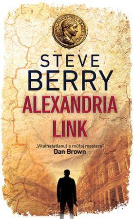 Steve Berry - Alexandria link (új példány)