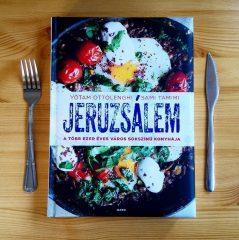 Jeruzsálem - A több ezer éves város sokszínű konyhája (új példány)