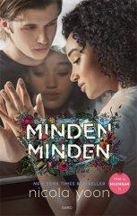 Nicola Yoon - Minden, minden - Filmes borítóval (új példány)