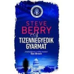 Steve Berry-A tizennegyedik gyarmat (új példány)