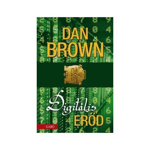 Dan Brown-Digitális erőd (új példány)