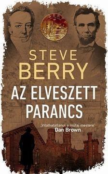 Steve Berry-Az elveszett parancs (új példány)