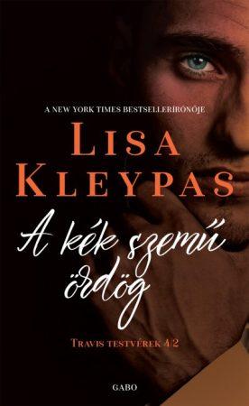 Lisa Kleypas - A kék szemű ördög - Travis testvérek 2. (új példány)