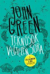 John Green - Teknősök végtelen sora (új példány)