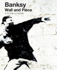 Banksy - A fal adja a másikat (új példány)