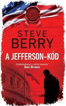 Steve Berry-A Jefferson-kód (új példány)