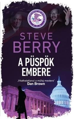 Steve Berry - A püspök embere (új példány)