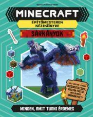 Minecraft - Sárkányok - Éptőmesterek kézikönyve (új példány)