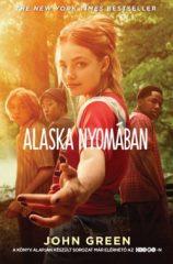 John Green - Alaska nyomában - filmes borítóval (új példány)