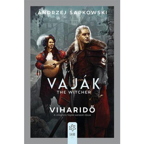 Andrzej Sapkowski - Viharidő - Vaják 0. (új példány)