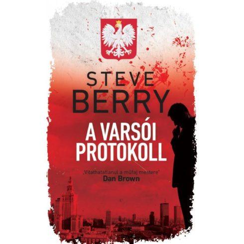 Steve Berry - A varsói protokoll (új példány)