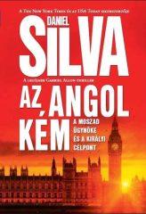 Daniel Silva-Az angol kém (Új példány, megvásárolható, de nem kölcsönözhető!)