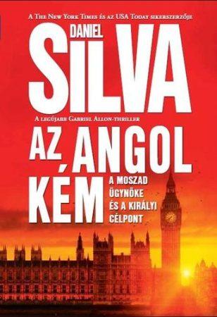 Daniel Silva-Az angol kém (új példány)