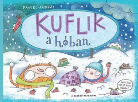 Dániel András-Kuflik a hóban (új példány)