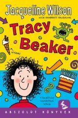 Jacqueline Wilson - Tracy Beaker (új példány)