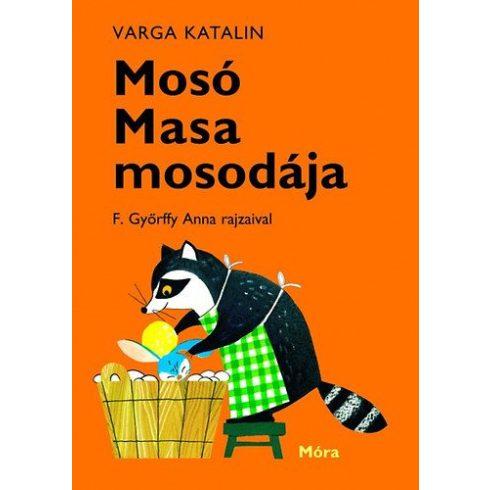 Varga Katalin-Mosó Masa mosodája (új példány)