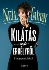 Neil Gaiman-Kilátás az erkélyről (Új példány, megvásárolható, de nem kölcsönözhető!)