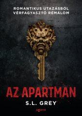 S.L. Grey - Az apartman (új példány)