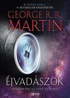 George R. R. Martin - Éjvadászok (új példány)