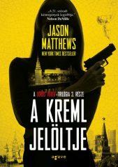 Jason Matthews - A Kreml jelöltje (új példány)