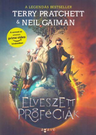 Neil Gaiman és Terry Pratchett - Elveszett próféciák (új példány)