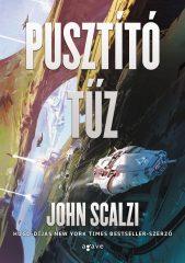 John Scalzi - Pusztító tűz (új példány)