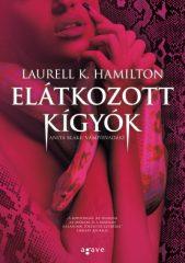 Laurell K. Hamilton - Elátkozott kígyók (új példány)