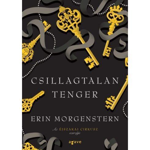Erin Morgenstern - Csillagtalan Tenger (új példány)