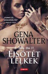 Gena Showalter-Éjsötét lelkek 6. (új példány)