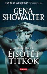 Gena Showalter-Éjsötét titkok (új példány)