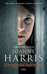 Joanne Harris - Ötnegyed narancs (új példány)