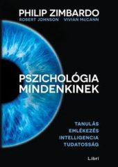 Philip Zimbardo-Pszichológia mindenkinek 2. (új példány)