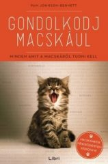 Pam Johnson-Bennett-Gondolkodj macskául (új példány)