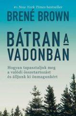 Brené Brown-Bátran a vadonban (új példány)