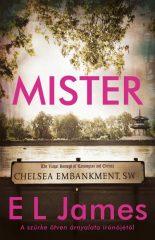 E. L. James - Mister (új példány)