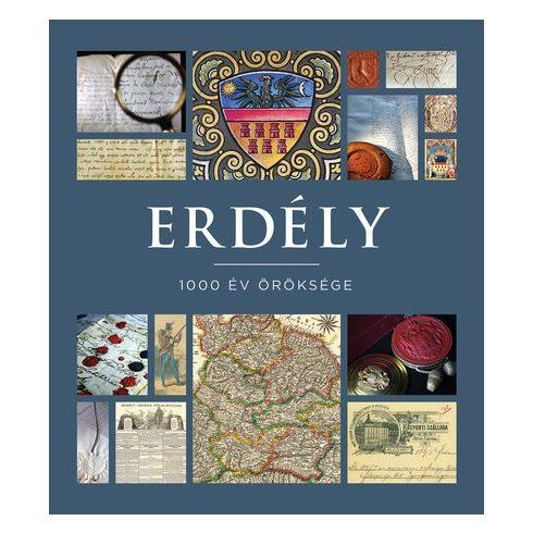 Erdély - 1000 év öröksége (új példány)