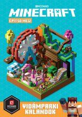 Minecraft - Építsd meg! - Vidámparki kalandok (új példány)