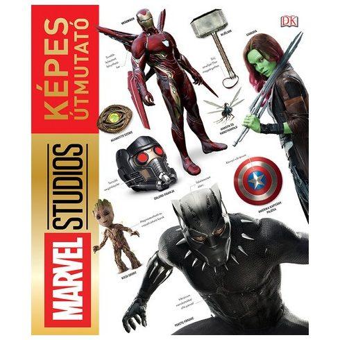 Marvel Studios: Képes Útmutató (új példány)
