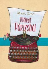 Marc Levy-Utóirat Párizsból (új példány)