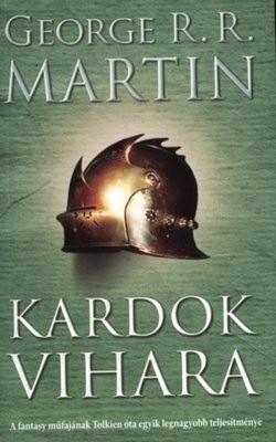 George R. R. Martin - Kardok vihara (új példány)