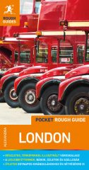 London - Pocket Rough Guide (új példány)