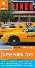 New York City - Pocket Rough Guide (új példány)