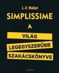 SIMPLISSIME - A világ legegyszerűbb szakácskönyve (új példány)