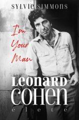 Sylvie Simmons - I'm Your Man - Leonard Cohen élete (új példány)