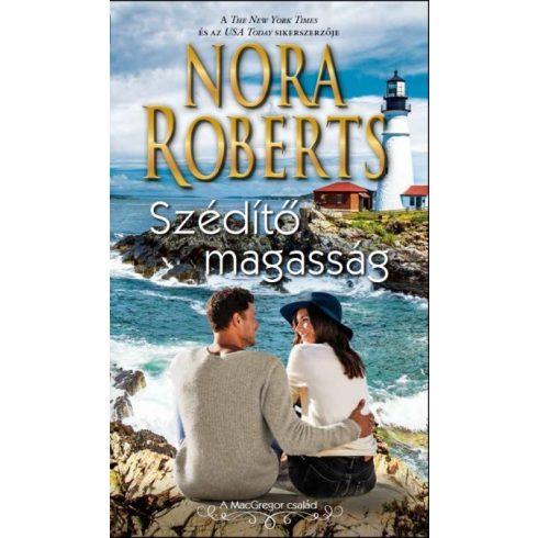 Nora Roberts-Szédítő magasság (új példány)