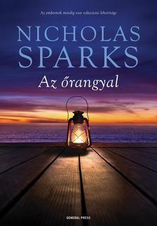 Nicholas Sparks-Az őrangyal (új példány)