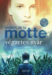 Anders de la Motte-Végzetes nyár (Új példány, megvásárolható, de nem kölcsönözhető!)