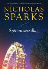 Nicholas Sparks-Szerencsecsillag (Új példány, megvásárolható, de nem kölcsönözhető!)